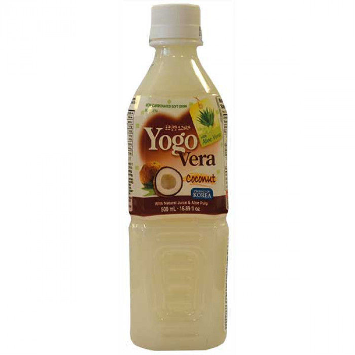 Wang Soft Drink Yogovera Coconut Flav. 500ml