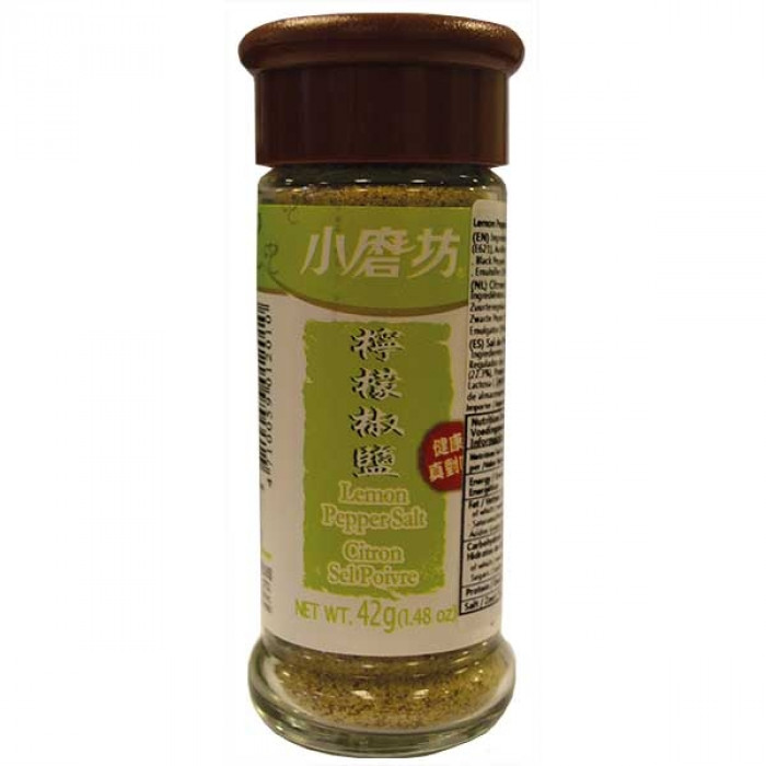 小磨坊 柠檬椒盐 42g / Tomax Lemon Pepper Salt 42g