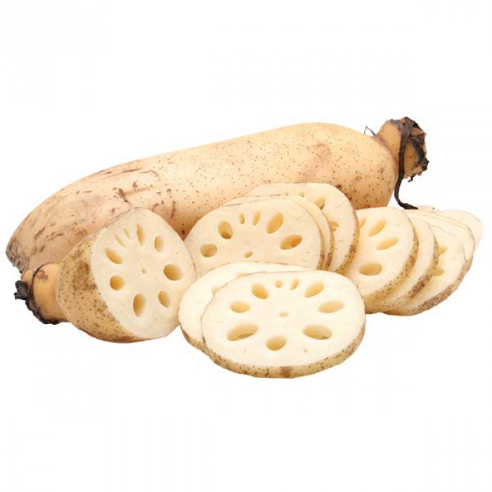 新鲜莲藕  / Dag Vers Lotus Roots Per Kg