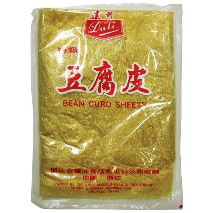 豆腐皮 250g / Dali Bean Curd Sheets 250g