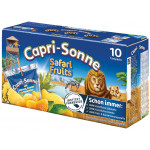 口袋热带水果汁 10x200ml / Capri-Sonne Safari Drink 10x200ml