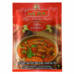 泰国红咖喱酱 50g / Mae Ploy Red Curry Paste 50g