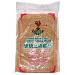 三邊腐竹片 200g / Cock Brand Dried Bean Curd Sheet 200 g