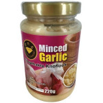 Golden Diamond Minced Garlic Paste 220g