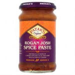 咖喱酱 283g / Patak's Rogan Josh Curry Paste Medium 283g