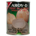 糖水棕榈罐头 565g / Aroy-D Toddy PalmS Seed (Whole) 565g