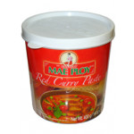 泰国红咖喱酱 400g / Mae Ploy Red Curry Paste 400g