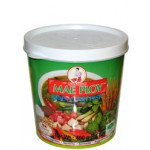 泰国绿咖喱酱 400g / Mae Ploy Green Curry Paste 400g