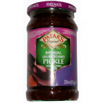 茄子泡菜 312g / Patak's Brinjal Pickle Medium 312g