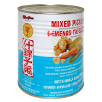 Mee Chun Mixed Pickles (Ginger) 2250g