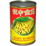伍中 金针菇 280克 / Wu Chung Golden Mushrooms 280g