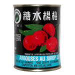 金钻石糖水杨梅 567g / Golden Diamond Arbutus In Syrup 567g