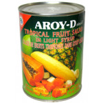糖水什锦热带水果罐头 565g / Aroy-D Tropical Fruit Salad Cocktail 565g