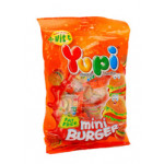 迷你汉堡软糖 108g / Yupi Candy Mini Burger 108g