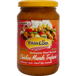 Faja Lobi Chicken Masala Trafasie 360ml