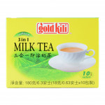 金麒麟3合1奶茶 18gx10 / Gold Kili 3In1 Milk Tea 10x18gr