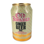 Old Jamaica Gingerbeer 330ml