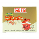 即溶红枣茶 18gx10 / Gold Kili Instant Red Date Tea 10x18g