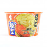 新順福上湯龙虾汤面(细) 75g / SSF Noodle King Lobster Thin 75g (Bowl)