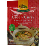 佳厨泰式绿咖喱料 50g / Asian Home Gourmet Thaise Groene Curry 50g