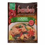 印尼精炖蔬菜调味料 54g / Bamboe Bumbu Lodeh (Vegetable Stew) 54g