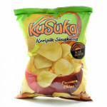 Kusuka Cassava Chips (Black Pepper Chicken) 180g