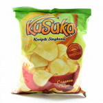 Kusuka Cassava Chips (Barbeque) 180g