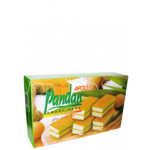 阿波罗班兰蛋糕 8pcs x18g / Apollo Layer Cake (Pandan) 8pcsx18g