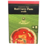 泰国红咖喱酱 50g / Nittaya Red Curry Paste 50g