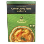 泰国绿咖喱酱 50g / Nittaya Green Curry Paste 50g
