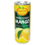 樂天芒果汁 240ml / Lotte Sweetend Mango Drink 240ml