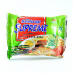 素食汤面 75g / Mi Sedaap Supreme Vegetable Soto Flavour Soup Noodle 75g