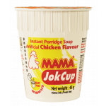 媽媽即食鸡肉杯裝粥 45g / Mama Jok Cup Inst. Porridge Chicken Flav. 45g