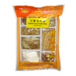 沙参玉竹汤包 150g / Golden Diamond Shashen Yuzhu Herbal Soup Stock 150g