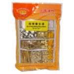 四季养身汤 150g / Golden Diamond Si Ji Yang Sheng Soup Stock 150g
