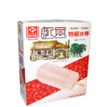 红豆雪條 Ki A Peng Sian Red Bean Flavoured Ice Bar 6x85g