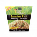 绿咖喱酱茉莉香米 330gr / Thai Delight Jasmine Rice With Green Curry Sauce 330gr