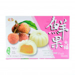 大福荔枝麻糬饼 35gx6 / Royal Family Fruit Mochi Litchi Flavour 6x35g