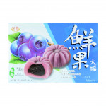 藍梅鮮果大福 35gx6 / Royal Family Fruit Mochi Blueberry Flavour 6x35g