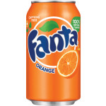橙味芬达 325ml / Fanta Orange 325ml