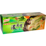 家樂牌鮮雞濃湯寶 128g / Knorr Dense Soup Base(Chicken Flav)4 pcs 128g