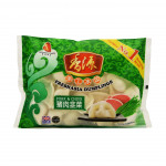香源韭菜猪肉速冻水饺 410g / Fresh Asia Pork & Chives Dumplings 410g
