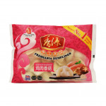 香源香菇鸡肉速冻水饺 410g / Fresh Asia Chicken & Mushroom Dumplings 410g