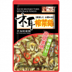 美味栈 木耳榨菜丝 3x70g / Yummy House Sliced Mustard Tub. W.Black Fungus 3x70g