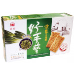 庄家方块酥 咸酥香葱味 170克 / Zhuang Jia Square Cookies Scallion Flavour 170g