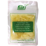 日本薑(白色) 85g / Pan Asia Sushi Ginger Slice White 85g
