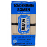 友白发素面 454g / Marutsune Tomoshiraga Somen Japanese Dried Noodles 454g