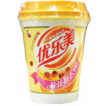 优乐美 珍珠奶茶草莓味 70g / U.Loveit Bubble Milk Tea Strawberry 70g
