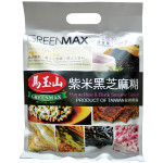 紫米黑芝麻糊 30gx14 / Greenmax Purple Rice & Black Sesame Cereal 30gx14