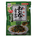 永谷园 芥末味饭素 / Nagatanien Otonano Furikake Topping For Rice (Wasabi) 11.5g